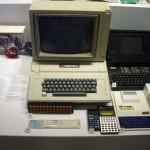 Tecnologia de los años 80, del futuro al pasado