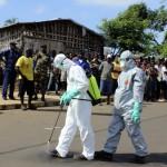 Robots contra el ébola