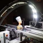 Un escáner en 3D para copiar una colección de esculturas