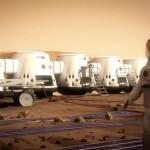 Internet en Marte