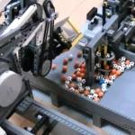LEGO – La maquina de bolas