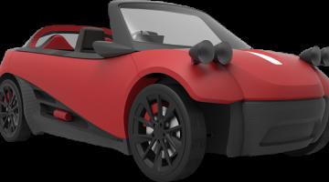 Coches eléctricos impresos en 3D, ya son una realidad