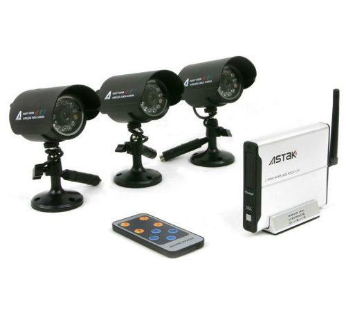 Mini c mara inal mbrica para tareas de seguridad y - Camaras de vigilancia inalambricas ...