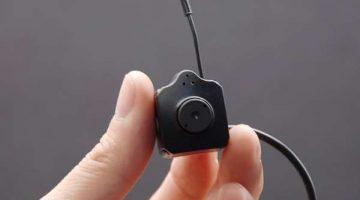 Mini cámara inalámbrica para tareas de seguridad y vigilancia