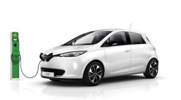 Renault Zoe, el coche eléctrico de 2017