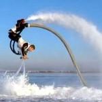 Un nuevo invento Flyboard Family
