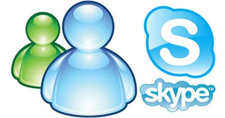Messenger de Microsfoft comienza la migración de usuarios a Skype