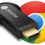 Chromecast el nuevo gadget de Google que conecta tus portátiles a la TV