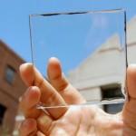 Crean el primer panel solar cien por cien transparente