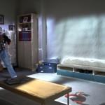 Convierte tu habitación en una pantalla para tu videoconsola