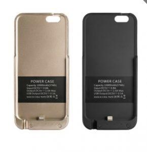 Batería auxiliar de Iphone
