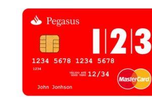 Tarjeta de crédito para espiar