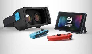 Mario realidad virtual