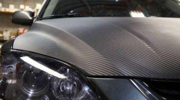 Fibra de carbono para los coches eléctricos