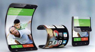Llegan los primeros móviles flexibles de LG y Samsung