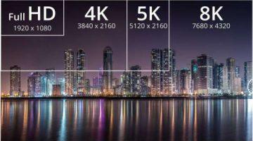 El futuro de los televisores 8K en España