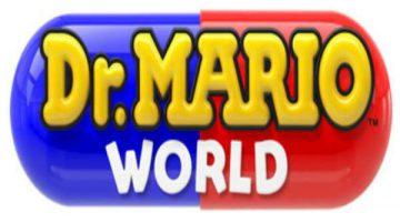 Dr Mario World llega a los móviles